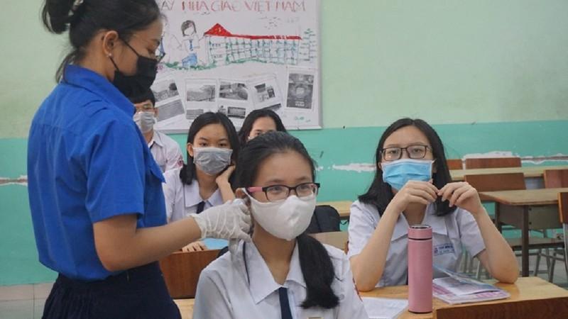 TP.HCM: Khẩn trương khai báo y tế khi HS đi học lại sau Tết - ảnh 1