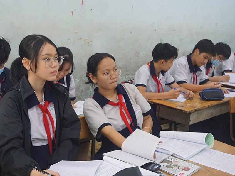 Đề xuất thay đổi hệ số điểm các môn thi vào lớp 10 tại TP.HCM - ảnh 2