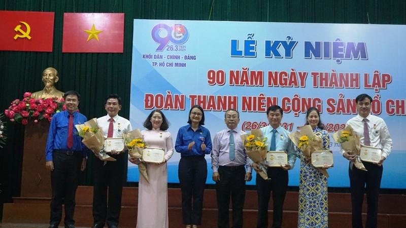TP.HCM tổ chức chương trình kỷ niệm 90 năm ngày thành lập Đoàn - ảnh 2