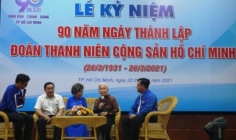 TP.HCM tổ chức chương trình kỷ niệm 90 năm ngày thành lập Đoàn - ảnh 1
