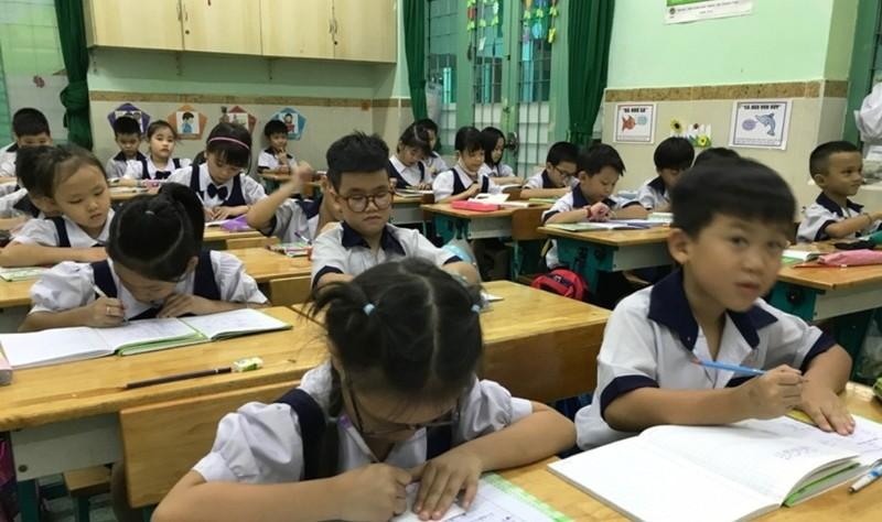 TP.HCM: Trường học kết thúc kiểm tra học kỳ 2 trước ngày 9-5 - ảnh 1