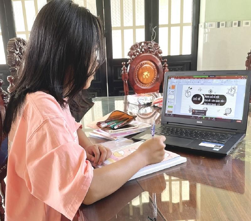 TP.HCM: Huyện Cần Giờ đề xuất cho học sinh đến trường học sau ngày 30-9 - ảnh 1