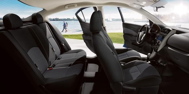 Nissan Sunny 2019: thiết kế cũ, tính năng mới - ảnh 3