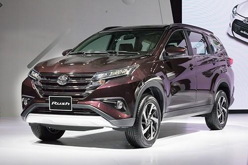 Toyota Rush - đối thủ đáng gờm của Mitsubishi Xpander - ảnh 1
