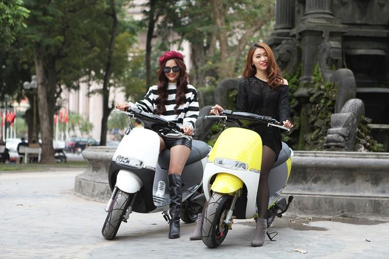 Ở đô thị nên lựa chọn xe máy điện hay xe máy xăng? - ảnh 1