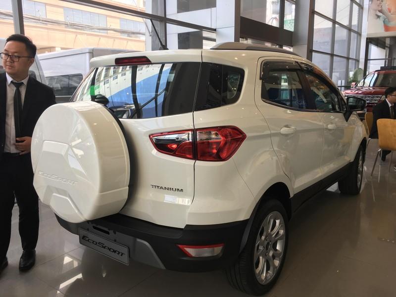 Mẫu SUV Ford EcoSport đang giảm giá 40 triệu đồng - ảnh 1