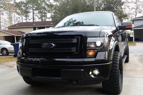 Ford triệu hồi hơn 300.000 mẫu xe F-Series - ảnh 1