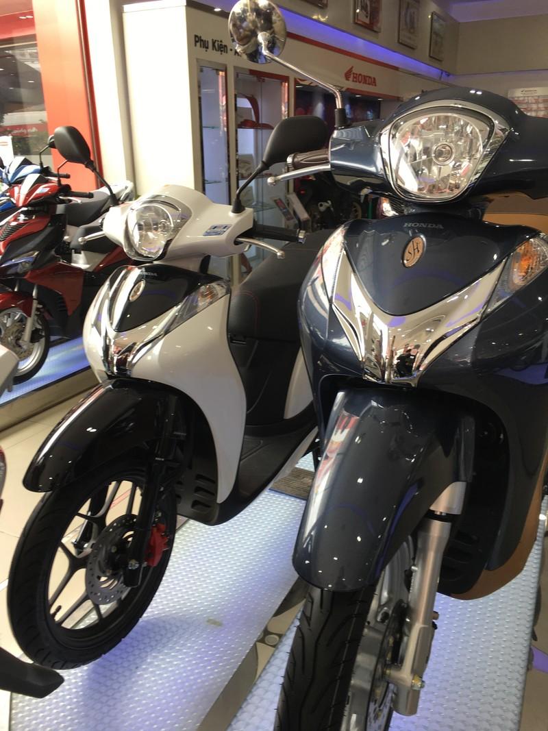 Xe máy Honda Việt Nam tiếp tục bỏ rơi các đối thủ - ảnh 1