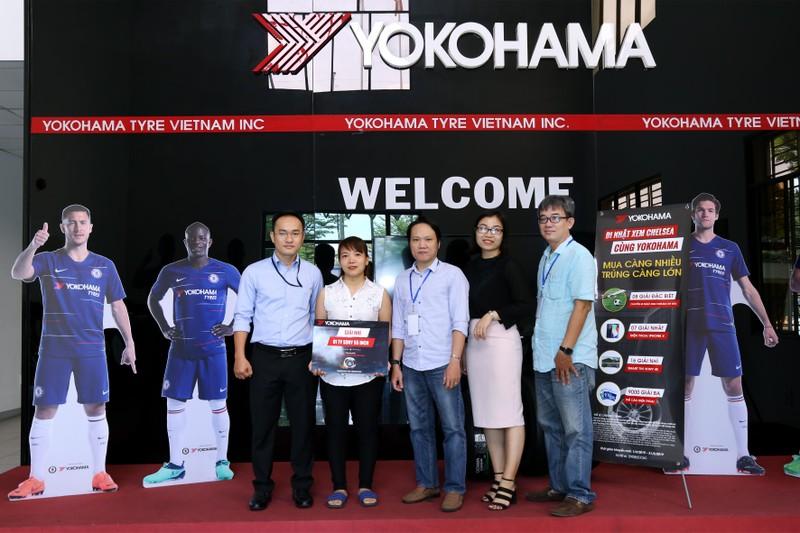 Yokohama Việt Nam quay số lần ba tìm giải thưởng đi Nhật - ảnh 2