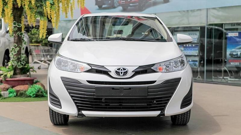 Bảng giá Toyota tháng 7: Nhiều mẫu giảm giá bất ngờ - ảnh 1