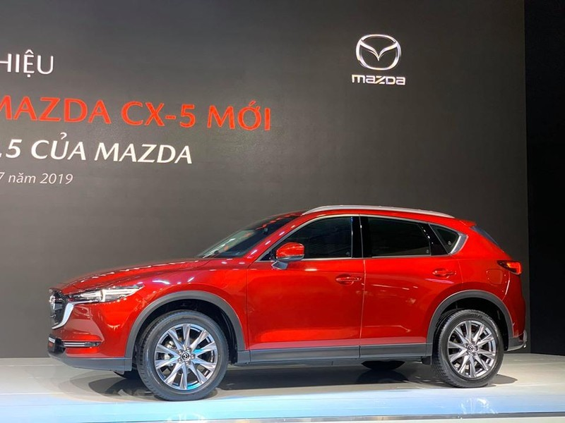 Giá lăn bánh của Mazda CX-5 mới nhất - ảnh 1