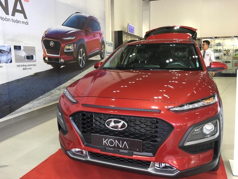Bảng giá Hyundai tháng 8: Hyundai Kona chỉ 636 triệu đồng - ảnh 1