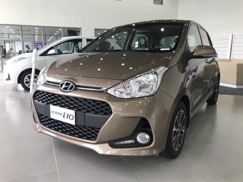 Vượt đàn em, Hyundai Accent vươn lên dẫn đầu doanh số - ảnh 1