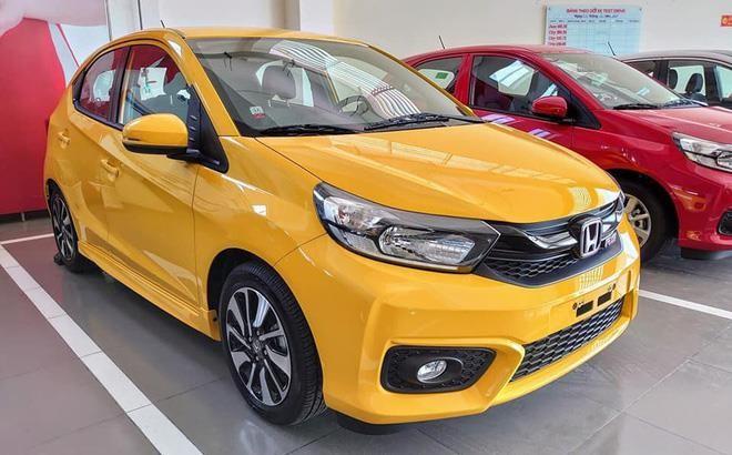 Doanh số Honda Brio tại Việt Nam có bằng các thị trường khác? - ảnh 1