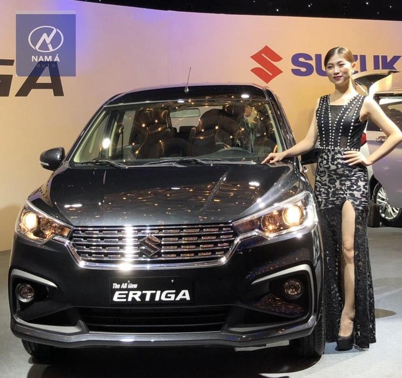 Vừa về Việt Nam, Suzuki Ertiga đã hết hàng - ảnh 1