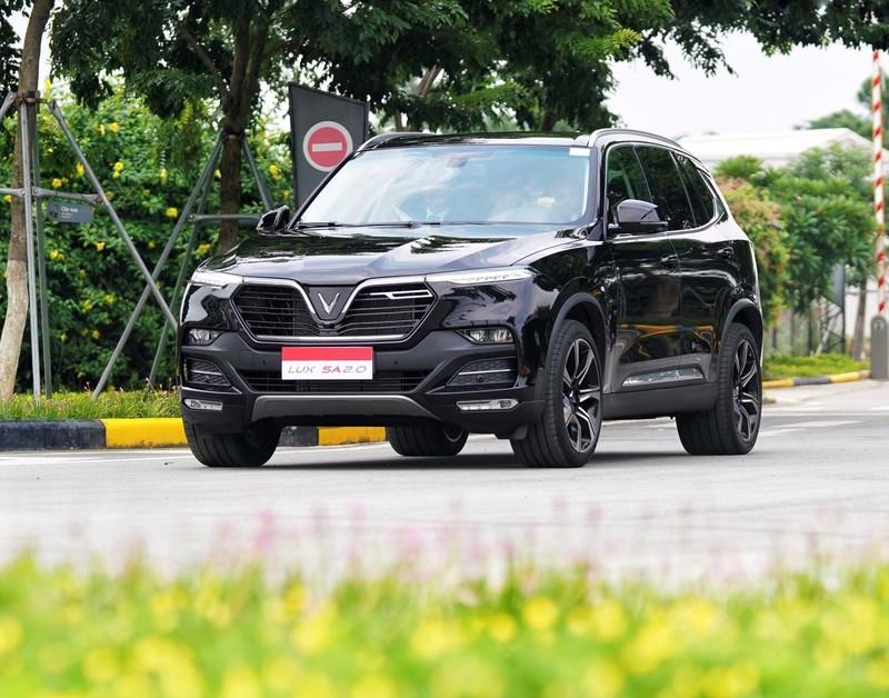 VinFast duy trì ưu đãi về giá cho ô tô Lux và Fadil - ảnh 1