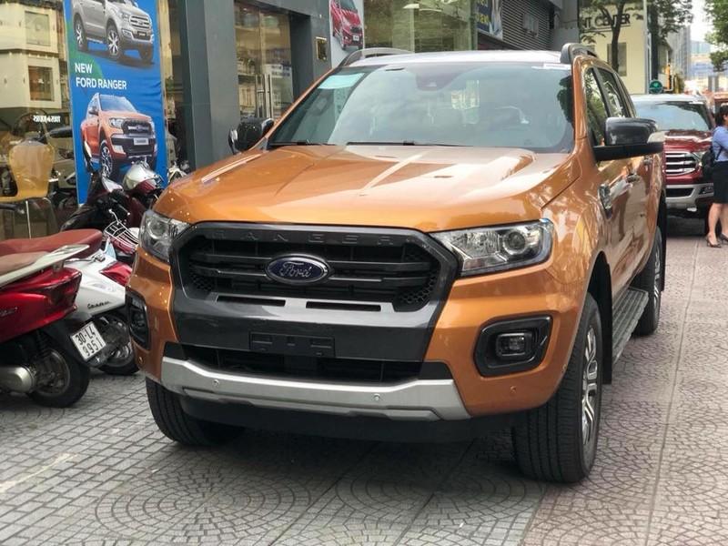 Bảng giá xe Ford tháng 10: Mẫu xe mới chính thức lên kệ - ảnh 1