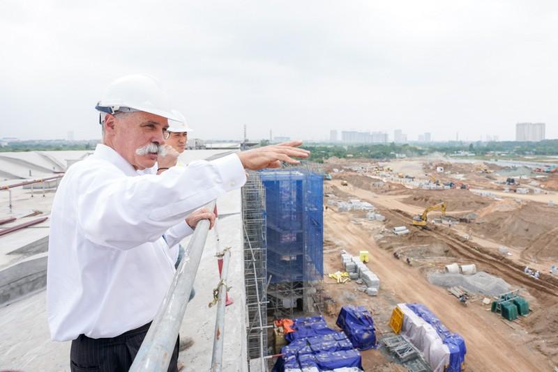 VinFast là nhà tài trợ chính của chặng đua F1 tại Việt Nam - ảnh 2