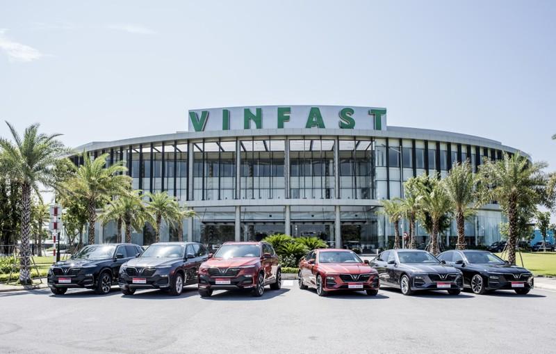VinFast là nhà tài trợ chính của chặng đua F1 tại Việt Nam - ảnh 3