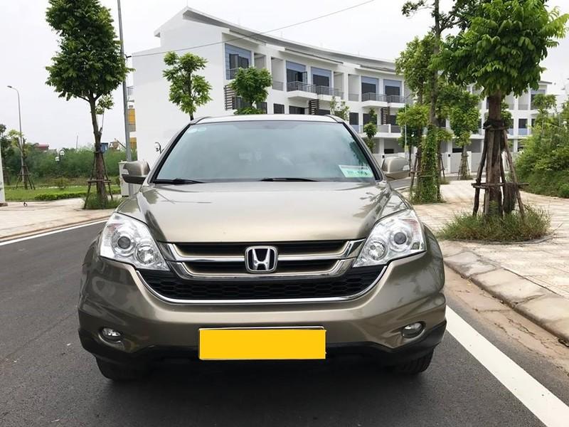 Triệu hồi Honda Civic và Honda CR-V tại Việt Nam - ảnh 1