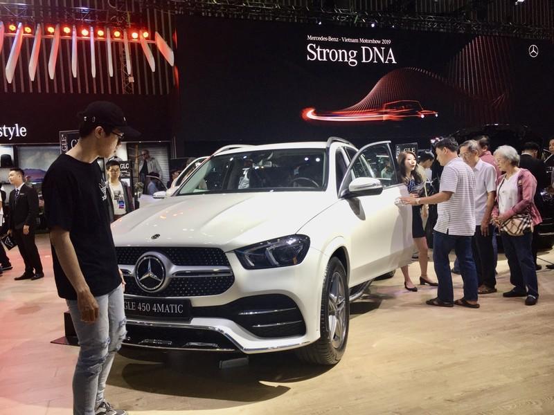 Lộ giá bán tốp 5 ô tô siêu sang cực hấp dẫn tại VMS 2019 - ảnh 1