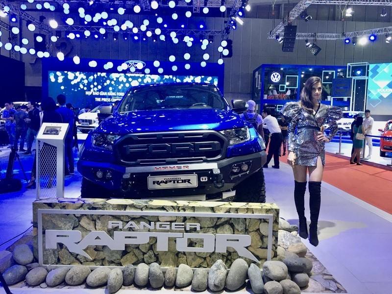 Bảng giá xe Ford tháng 11: Ecosport ưu đãi đến 30 triệu đồng - ảnh 1