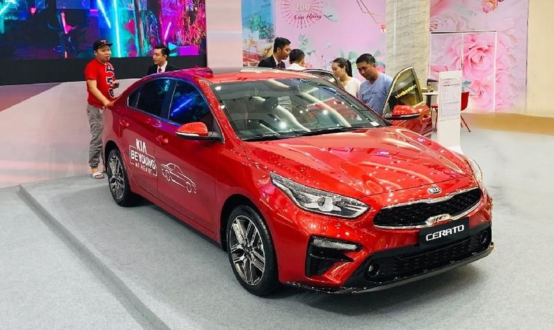 Bảng giá xe Kia tháng 11: Soluto chỉ có giá 399 triệu đồng - ảnh 1