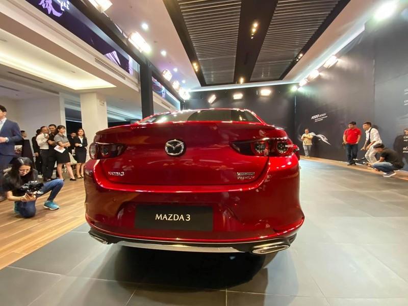 Giá lăn bánh các phiên bản Mazda 3 2020 tại Việt Nam - ảnh 1