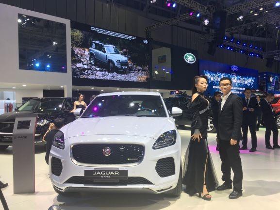 Bảng giá xe Jaguar tháng 11 có gì hấp dẫn? - ảnh 1