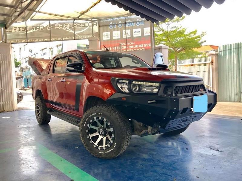 'Đột nhập' xưởng độ xe nức tiếng Sài Gòn - ảnh 3