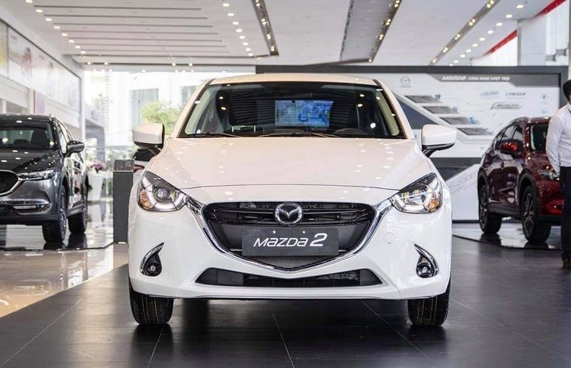 Mazda CX-8 tiếp tục giảm giá thêm 50 triệu đồng - ảnh 2