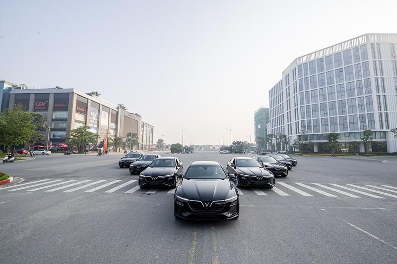 Thuế, phí chiếm gần 50% giá thành mỗi chiếc ô tô VinFast - ảnh 1