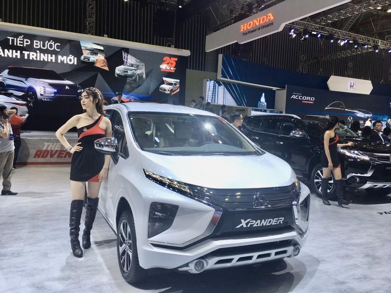 Bảng giá xe Mitsubishi tháng 12: Ưu đãi lên đến 140 triệu đồng - ảnh 1