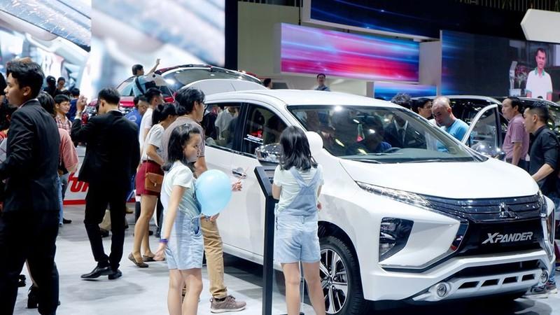 Mitsubishi Xpander trở nên 'vô đối' trong ô tô phân khúc MPV - ảnh 1