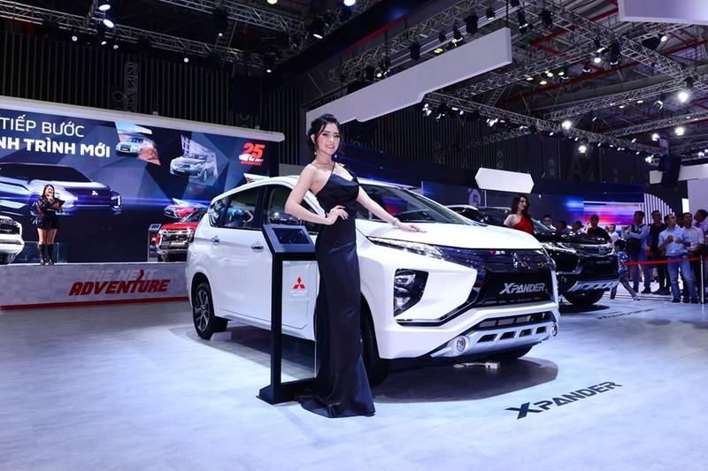 Mitsubishi Xpander trở nên 'vô đối' trong ô tô phân khúc MPV - ảnh 2
