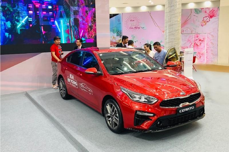 Bảng giá xe Kia mới nhất: ưu đãi lên đến 50 triệu đồng - ảnh 1