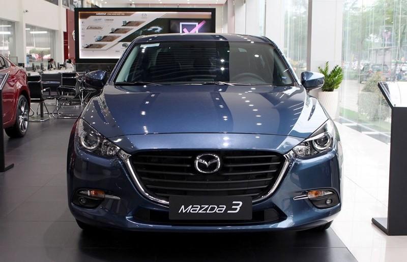 Hầu hết các mẫu xe của Mazda đều có chương trình khuyến mãi.