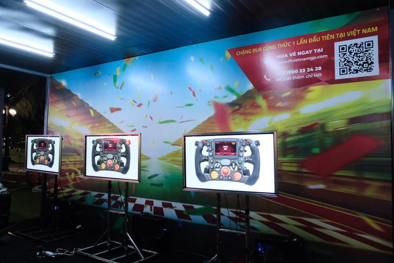 Sân khấu khủng tại đại nhạc hội chào đón giải đua F1 Việt Nam - ảnh 5