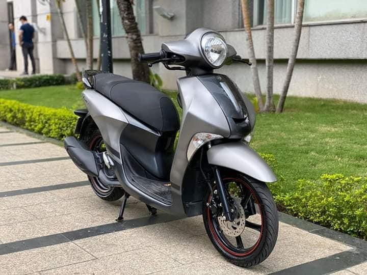 Yamaha Janus có thiết kế khá nhỏ gọn.