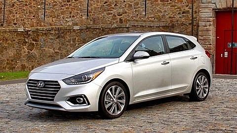 Hyundai Accent ra mắt thêm bản hatback giá chỉ 350 triệu đồng - ảnh 1