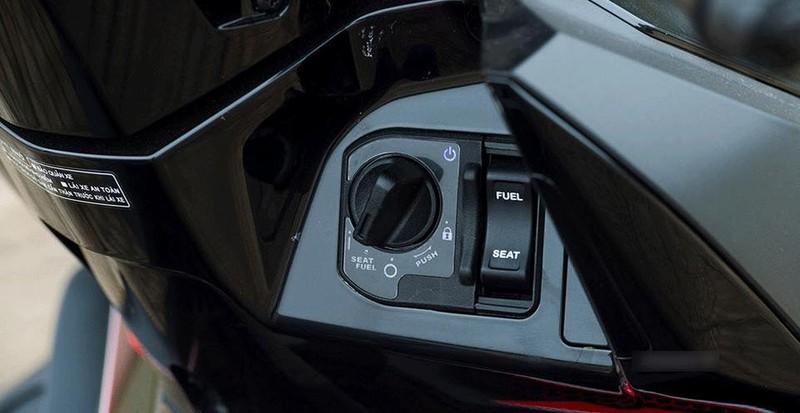 Các mẫu xe máy có trang bị khóa Smartkey thường có giá cao hơn các phiên bản khác.