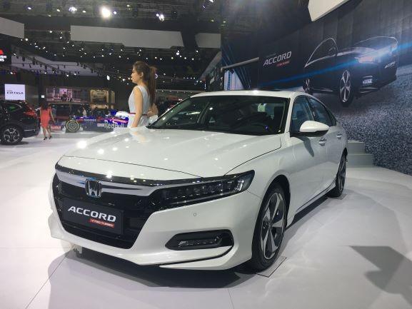 Honda Accord có giá bán 1.319 triệu đồng.