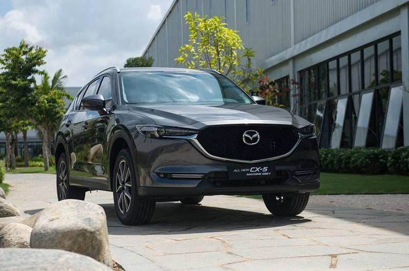 Mazda CX-5 giảm giá xuống còn 859 triệu đồng - ảnh 1