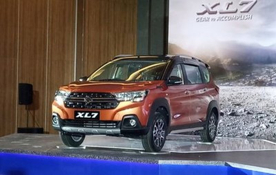 Suzuki XL7 2020 tại Indonesia có giá dao động từ 378-449 triệu đồng.