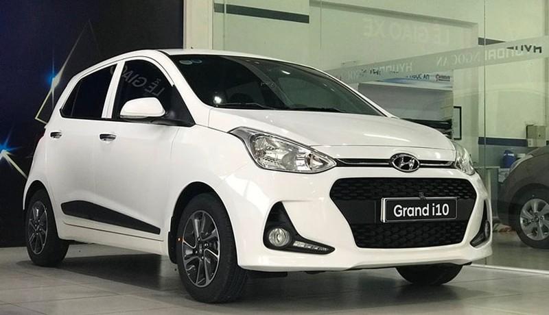 Hyundai Grand i10 2020 sẽ là mẫu xe hót trong thời gian sắp tới.