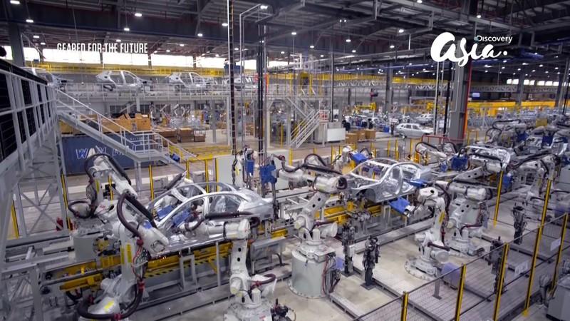 Discovery: VinFast sở hữu công nghệ sản xuất xe của tương lai - ảnh 2
