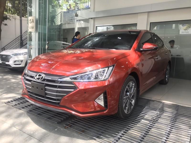 Các mẫu xe của Hyundai đều đang đà tăng trưởng.