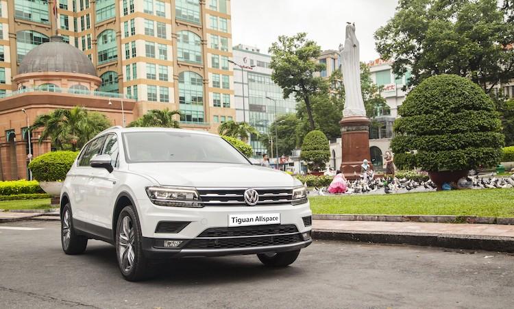 Volkswagen Việt Nam ưu đãi hơn 200 triệu đồng cho dòng SUV - ảnh 1