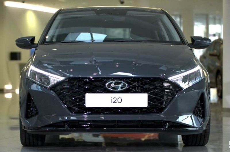 Trước đó, hình ảnh về Hyundai i20 cũng đã rò rỉ tại một số địa điểm.