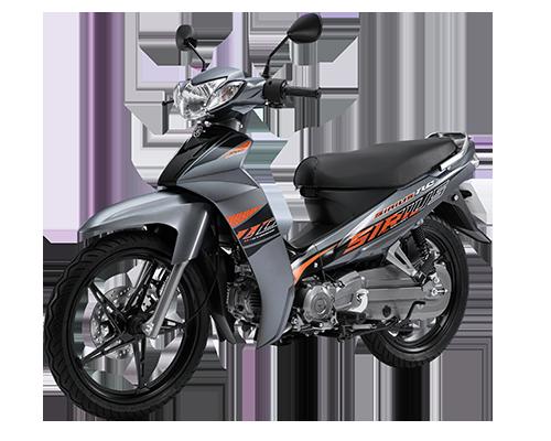 Yamaha Sirius là dòng xe số được nhiều bạn trẻ lựa chọn.